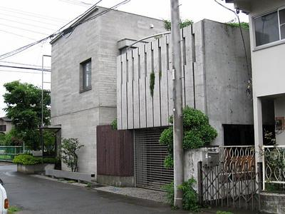 調布の家 渡辺純08.5.25.jpg